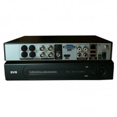 Videoregistratore digitale ibrido - DVR 8004 H-E