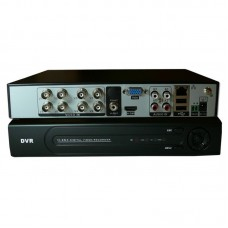 Videoregistratore digitale ibrido - DVR 8008 H-E