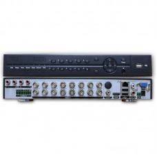 Videoregistratore digitale ibrido - DVR 8116 H-E