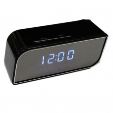 Registratore audio video WiFi - T3 CLOCK CAMERA