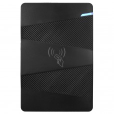 Lettore badge - RFID READER BLACK IMPULSIVO